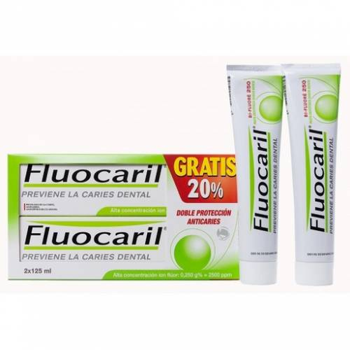 Fluocaril Bi Fluoré 250 2 unidades