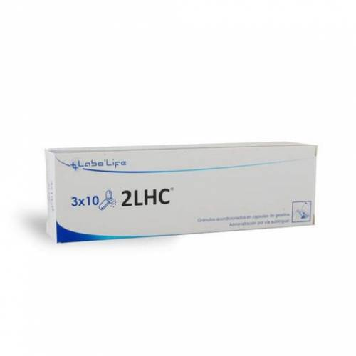 LaboLife 2LHC 30 cápsulas