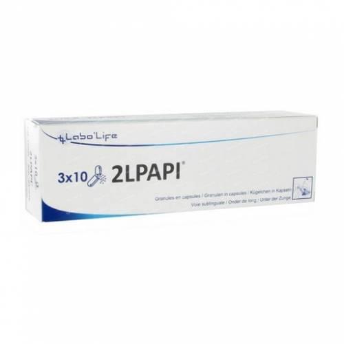 LaboLife 2LPAPI 30 cápsulas