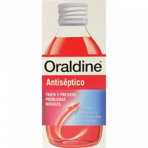 Oraldine Antiséptico 200 ml