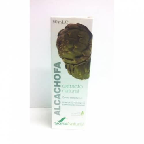 soria natural alcachofa