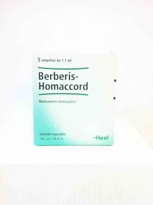 heel berberis homaccord amp