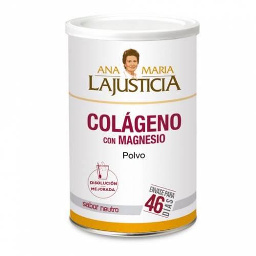 colageno con mg polvo