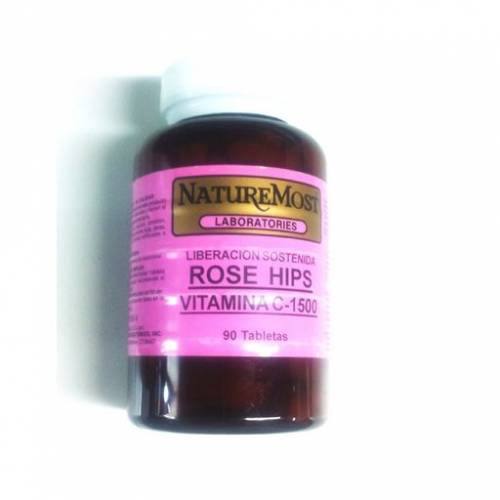Nature Most Rose Hips Vitamina C 1500