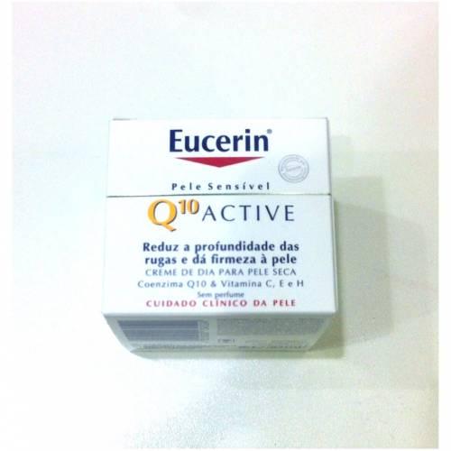 Eucerin Q10 Active Piel Sensible