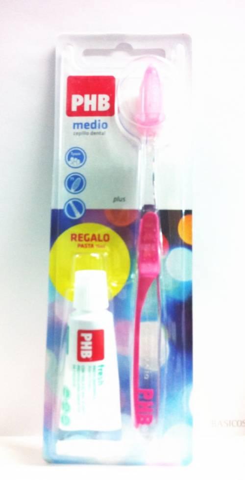 phb cepillo dental medio