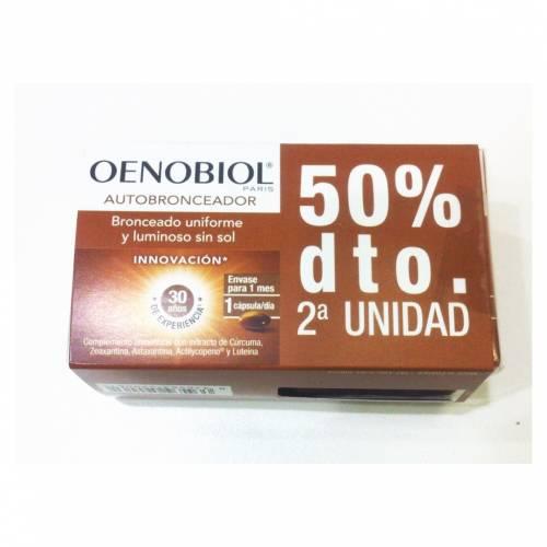 Oenobiol Autobronceador Dos Meses