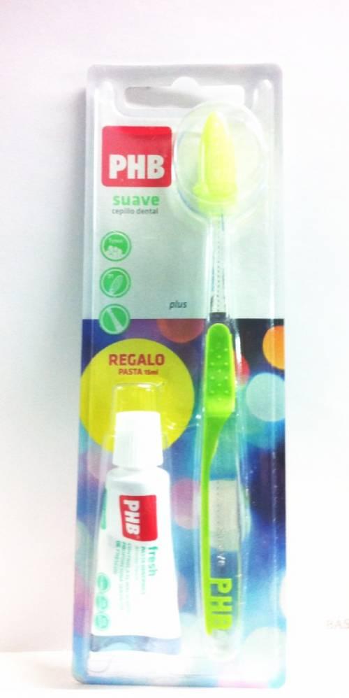 phb cepillo dental suave