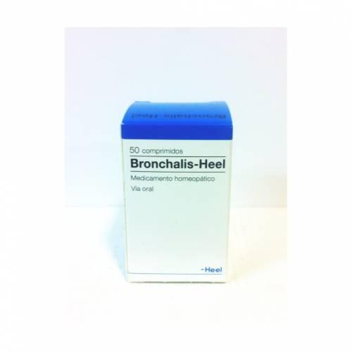 Heel Bronchalis - Heel 50 comprimidos