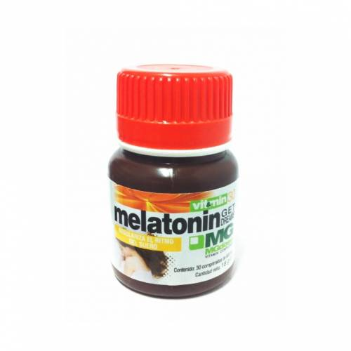 Galavit Melatonin MG 30 comprimidos