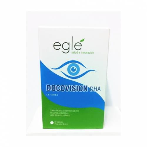 Eglé Docovision DHA 60 cápsulas