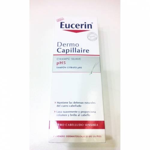 Eucerin Dermo Capillaire Champú Suave