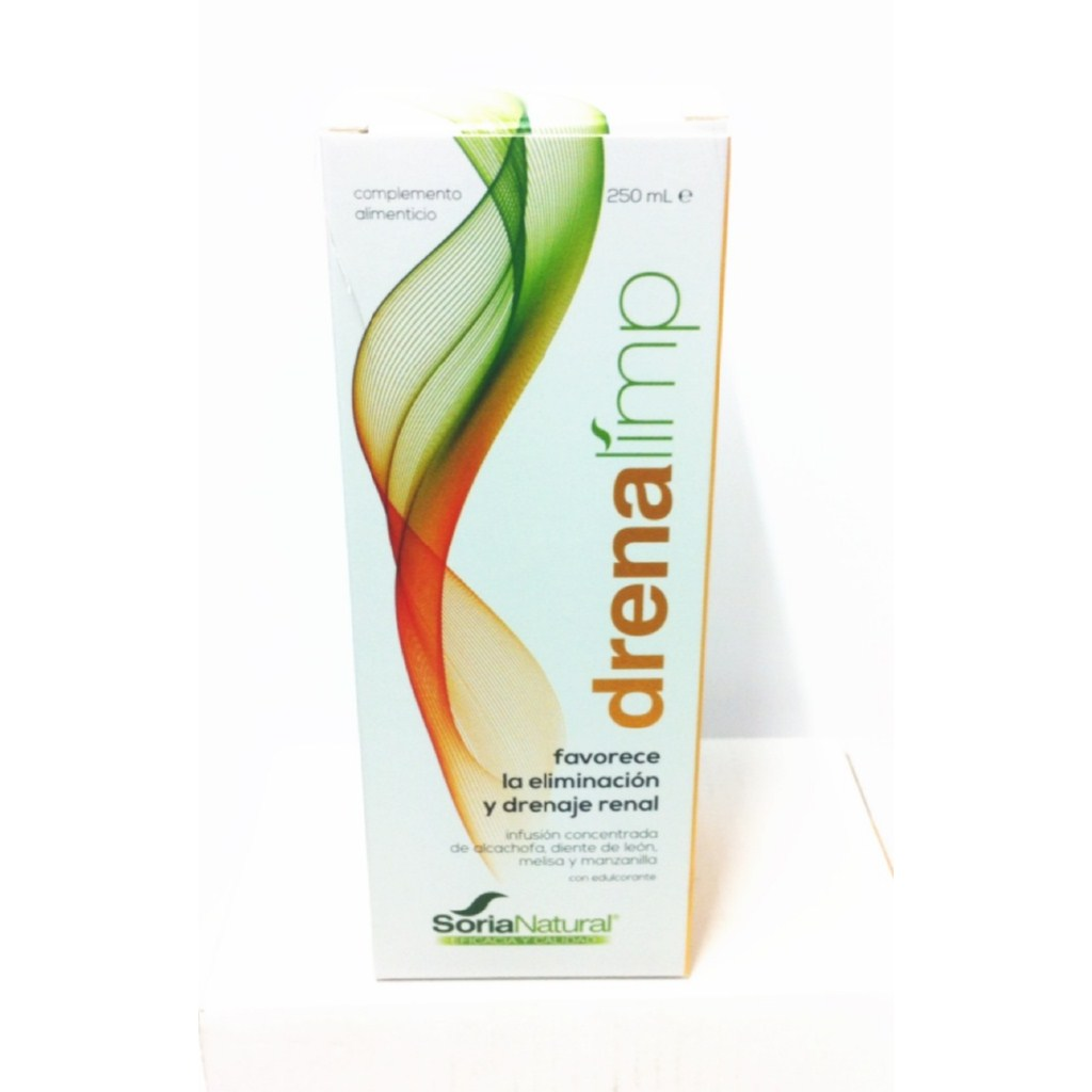 Soria Natural Drenalimp 250 ml