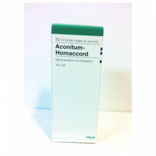 Heel Aconitum Homaccord Gotas 30 ml