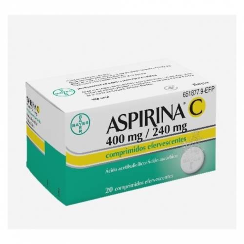 Bayer Aspirina C