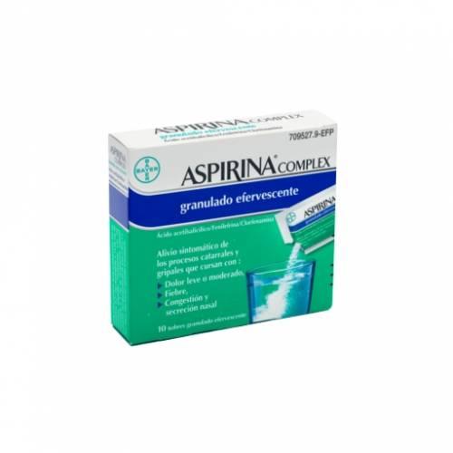 Bayer Aspirina Complex