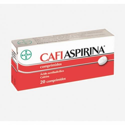 Bayer Cafiaspirina 500 mg/50 mg