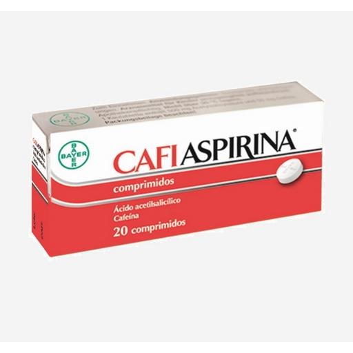 Bayer Cafiaspirina 500 mg/50 mg