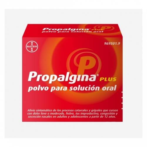 Bayer Propalgina Plus