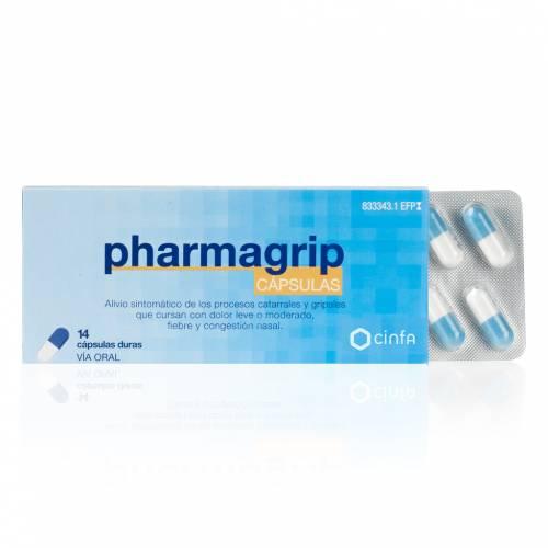 Cinfa Pharmagrip Cápsulas
