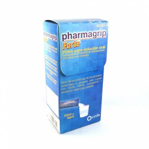 Cinfa Pharmagrip Forte