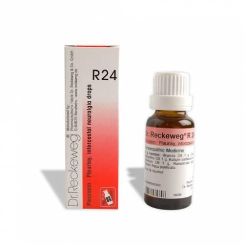 Dr. Reckeweg R24 Pleurasin