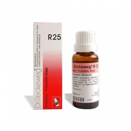 Dr. Reckeweg R25 Prostatan Gotas 50 ml