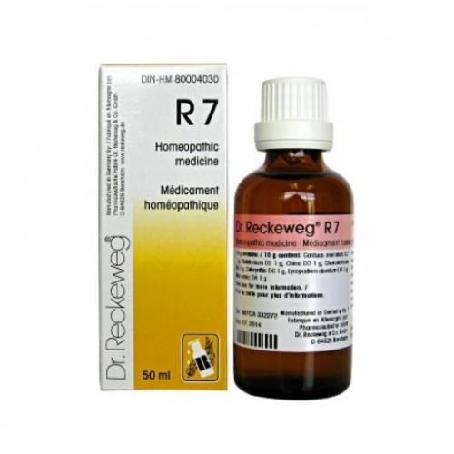 Dr. Reckeweg R7 Hepagalen Gotas 50 ml