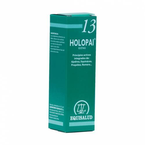 Equisalud Holopai 13 Gotas 31 ml