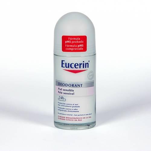 Eucerin Desodorante Piel Sensible 50 ml