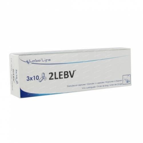LaboLife 2LEBV 30 cápsulas