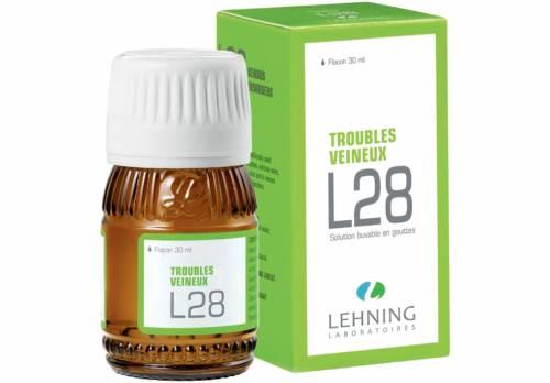 Lehning L28 Gotas Orales