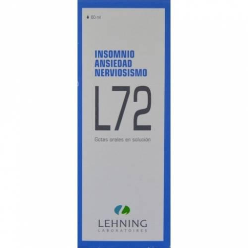 Lehning L72 Gotas Orales