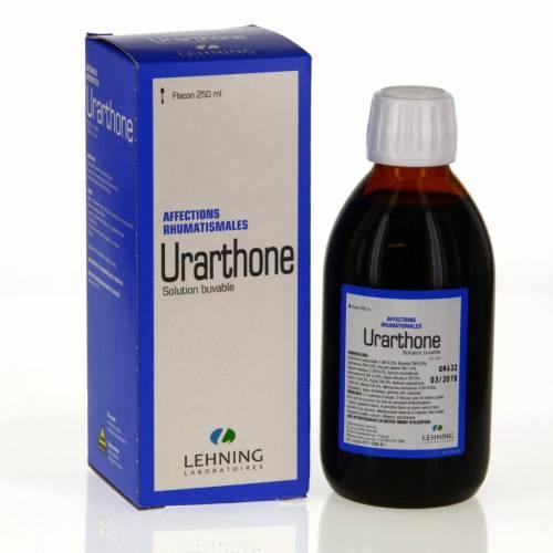 Lehning Urarthone Solucion Oral