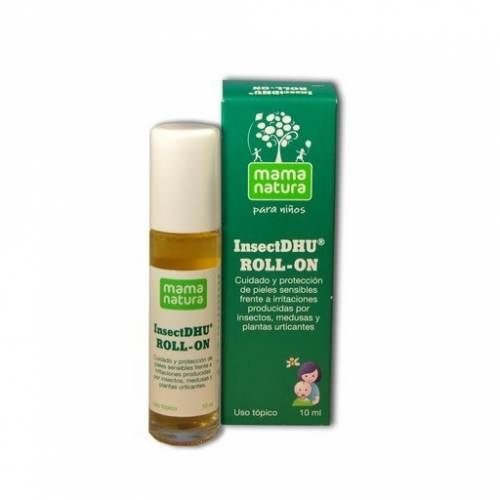 Mama Natura InsectDHU Roll - On 10 ml