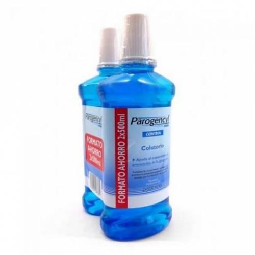 Parogencyl Control Colutorio 2 x 500 ml