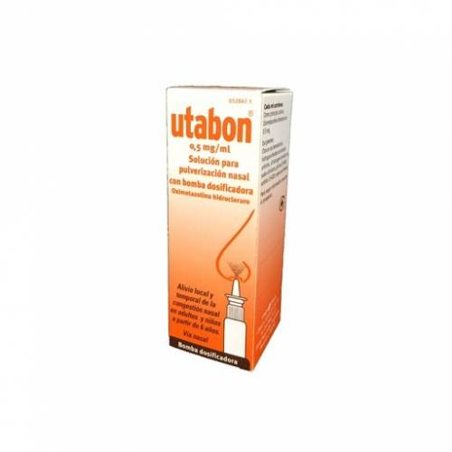Utabon Adultos 0.5 mg/ml