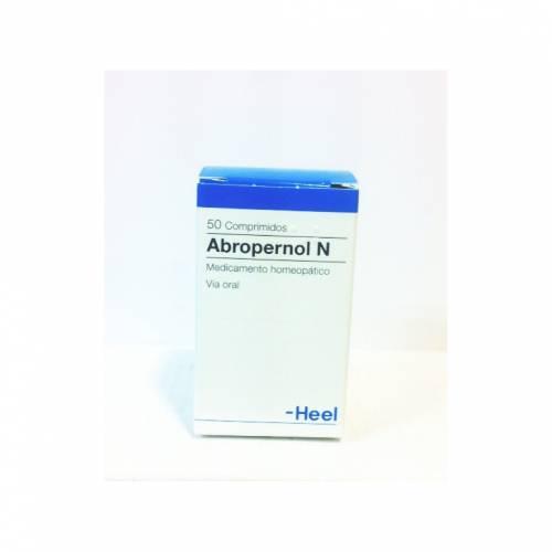 Heel Abropernol N 50 comprimidos