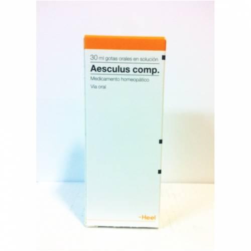 Heel Aesculus Compositum Gotas 30 ml