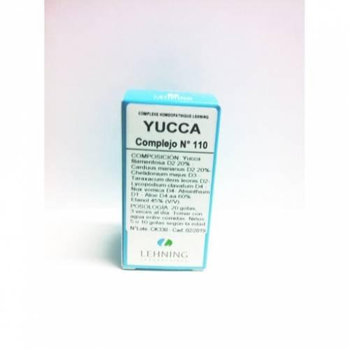 Lehning Yucca Complejo 110