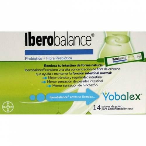 Bayer Iberobalance Yobalex 14 sobres