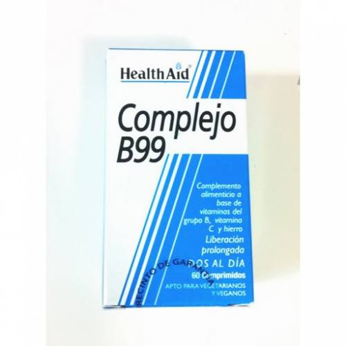 Health Aid Complejo B 99