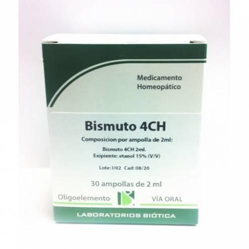 Biotica Laboratorios Bismuto