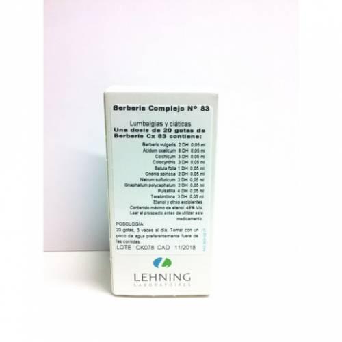 Lehning Berberis Complejo 83