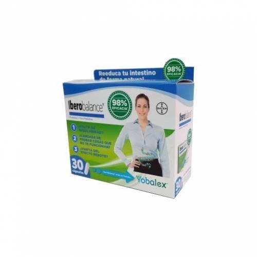 Bayer Iberobalance Yobalex 30 cápsulas