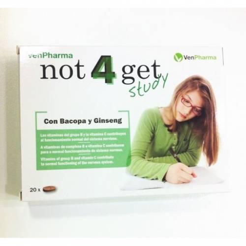 venpharma not4get study
