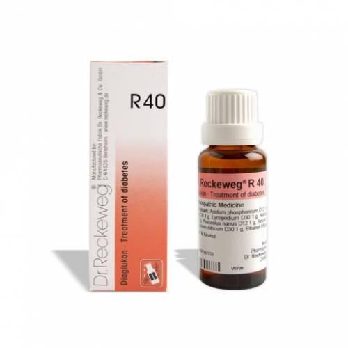 Dr. Reckeweg R 40 Diaglukon