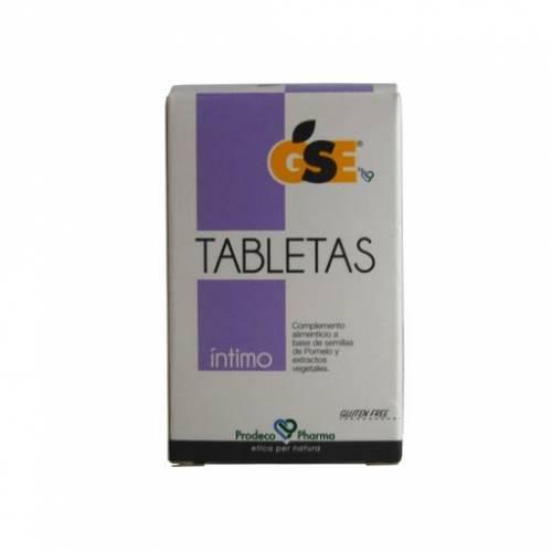 GSE tabletas intimas