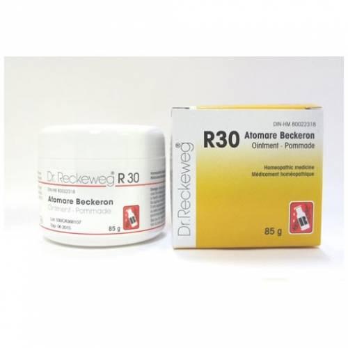 Dr. Reckeweg R 30 Atomare Beckeron pomada