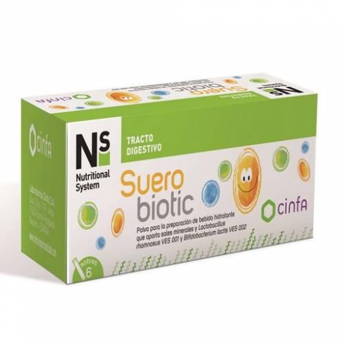 Cinfa suero biotics
